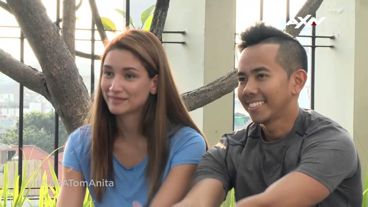 The Amazing Race Asia 5 – Tom & Anita