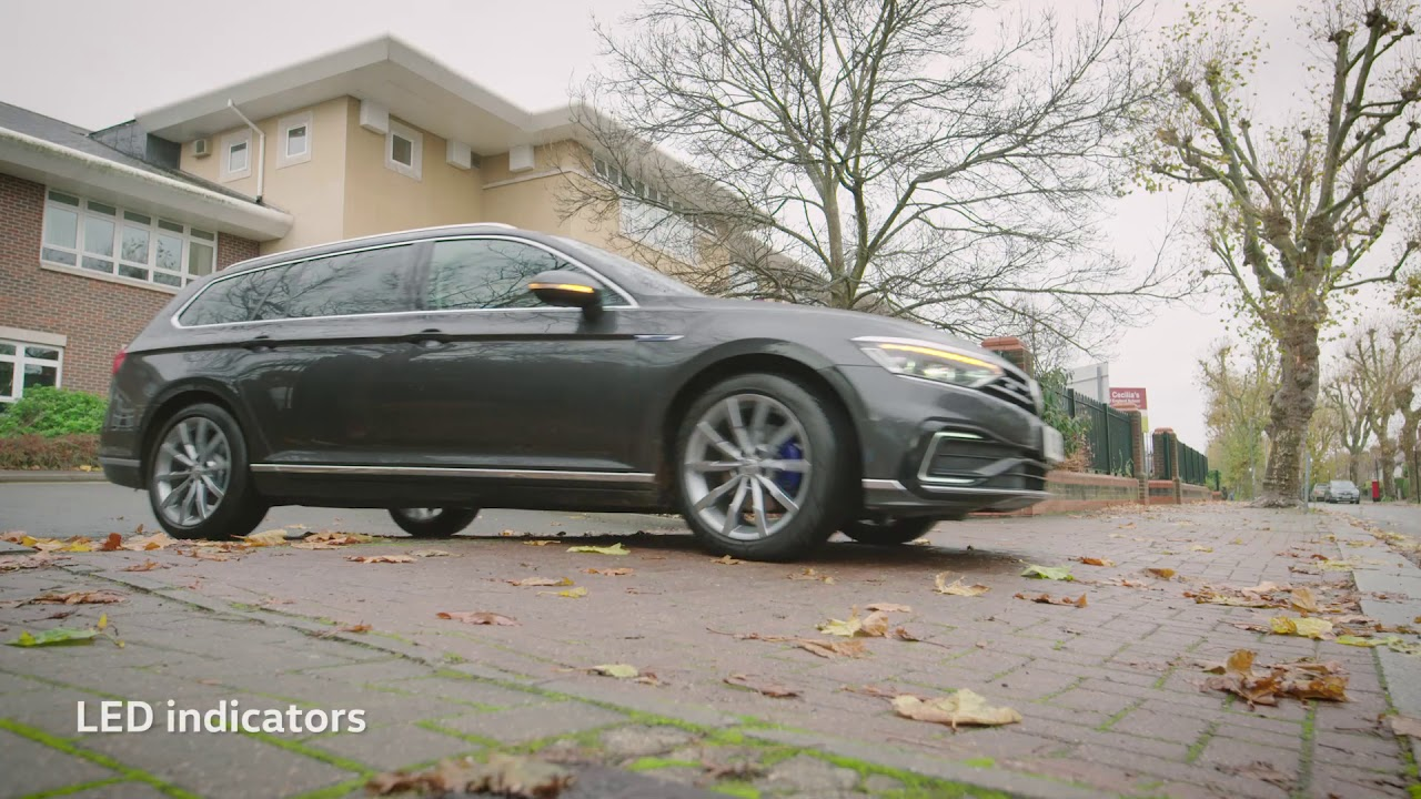 The Volkswagen Passat – The Daily Drive
