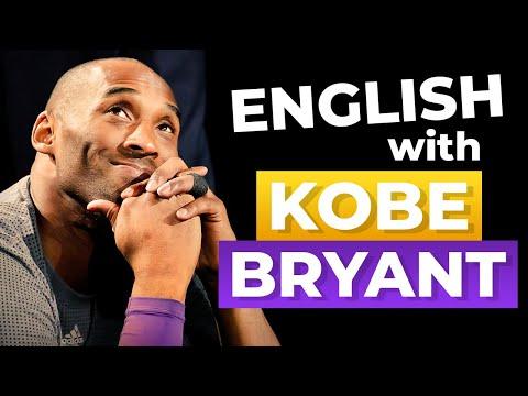 "Learn English with Kobe Bryant | ""Dear Basketball"" [Inspiring]"