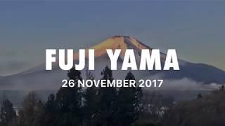 #japan #富士山 #キリン Поездка на Фудзи, годовщина свадьбы 8лет. День 2