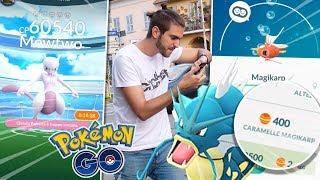 Aiutatemi a prendere Mewtwo! TANTISSIME EVOLUZIONI per completare il Pokedex! - Pokemon GO ITA