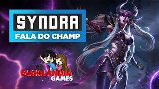 🔴 Como jogar de SYNDRA em 13 minutos - League of Legends - Fala do Champ S7 - ( DANO + CONTROLE )