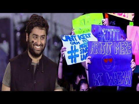 Muskurane Ki Wajah Tum Ho | Arijit Singh Live | Best HD Live Performance