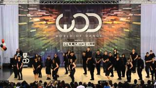 Groovement at World Of Dance Vancouver 2011