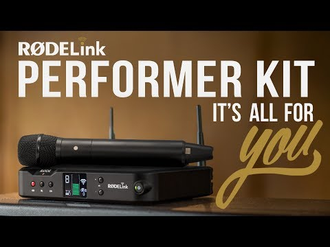 Introducing the RØDELink Performer Kit