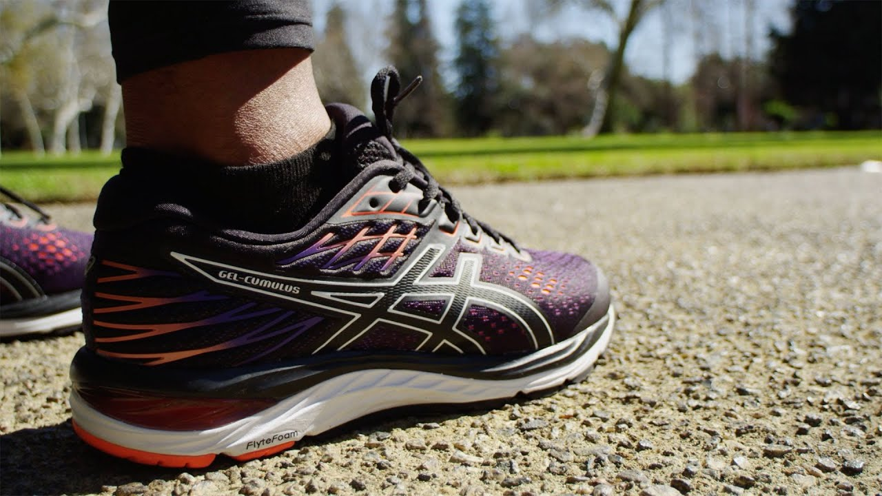 ASICS | GEL-CUMULUS™ 21 Product Video