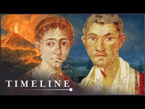 Pompeii: Life And Death With Mary Beard (Ancient Rome Docume