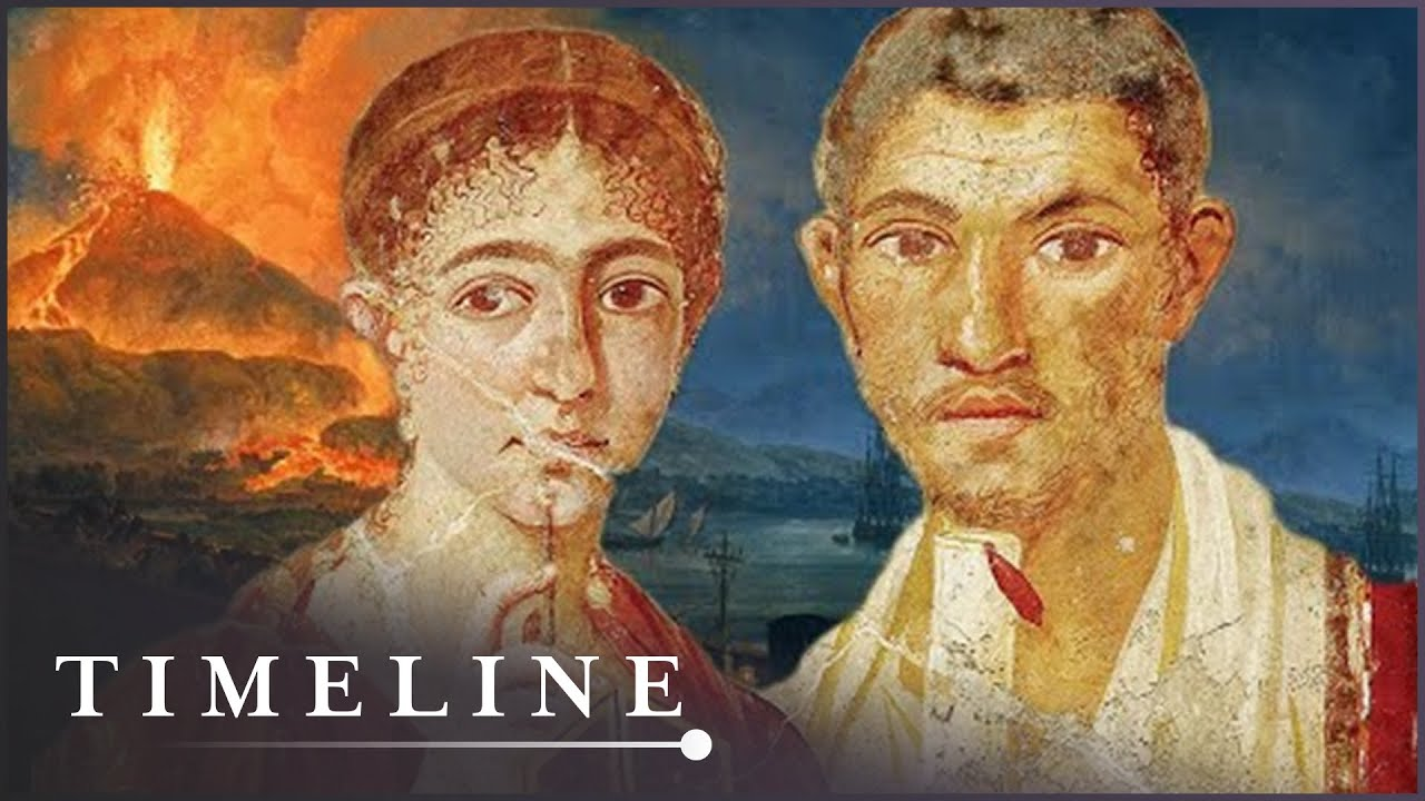 Pompeii: Life And Death With Mary Beard (Ancient Rome Documentary) | Timeline
