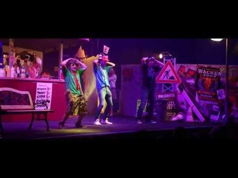 Heisse Ecke - Musical AG Wesselburen 2014