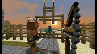 Minecraft сериал 'Потерянные'  Серия 2  'Herobrine'
