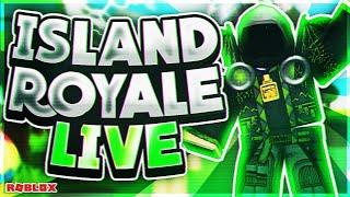 Ilha Royale brincando com os fãs ROBLOX