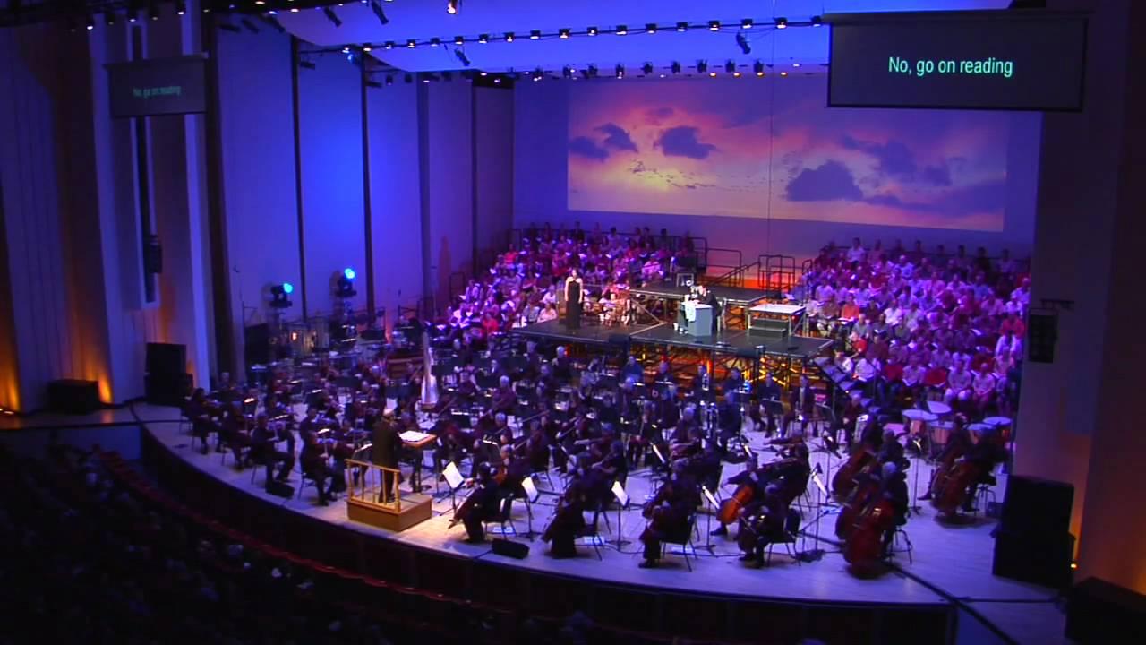 Atlanta Symphony Orchestra Doctor Atomic Youtube