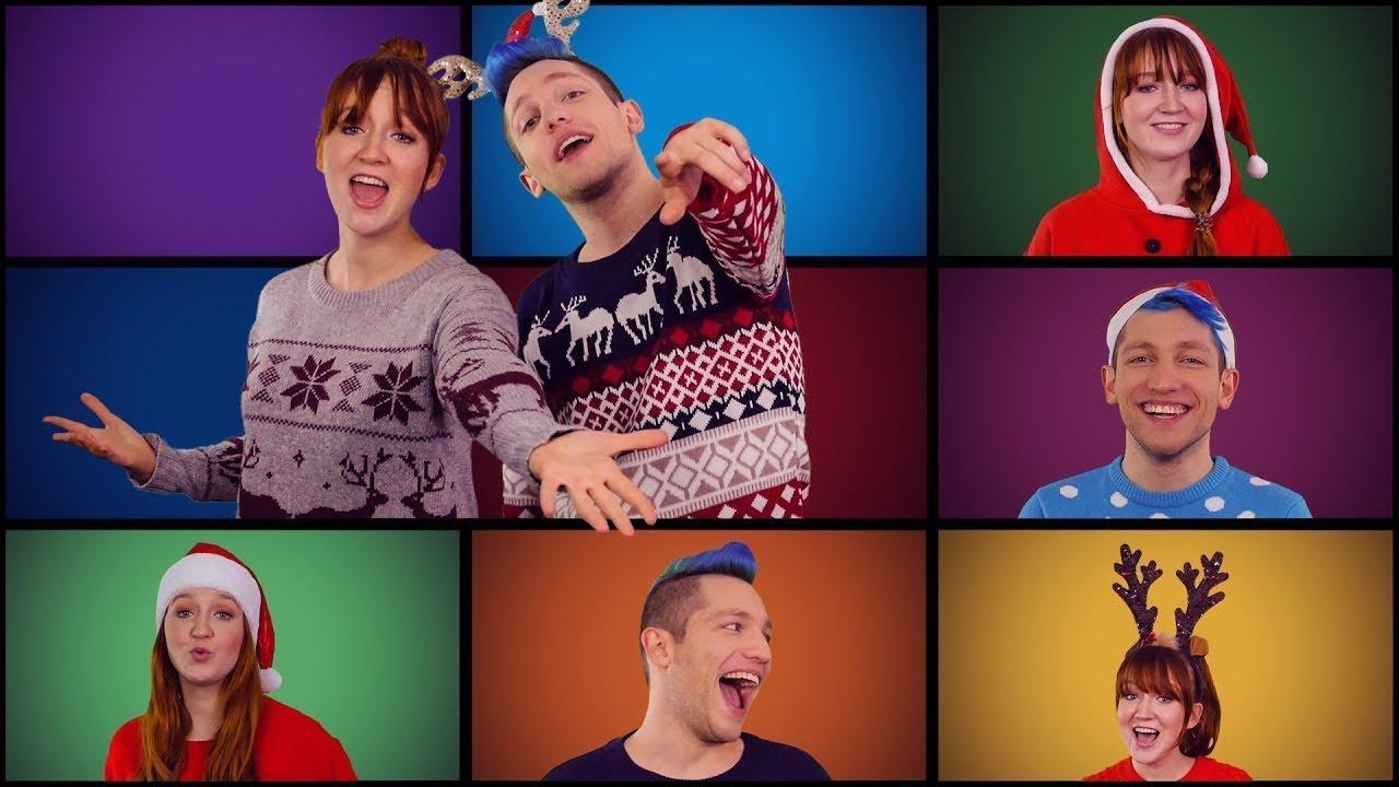 weihnachtslieder acapella medley special ft mirella cutted version youtube