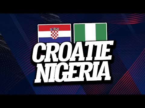 🔴 CROATIE - NIGERIA (2-0) // Live Reaction & Commentaire - ClubHouse