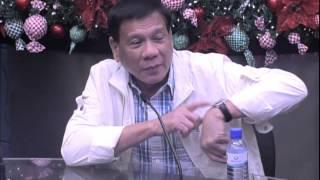 Ikaw Na Ba: Panayam kay Rodrigo Duterte (Ikalawang Bahagi)