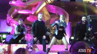 Концерт Жара, Вегас,  Альбина - Не со мной, АТАС ТВ