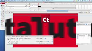 Tutorial Adobe Flash // Flash Facilito Anima nuestro logo!