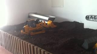 CAT 963D Hydraulic rc track loader [MAGOM HRC]