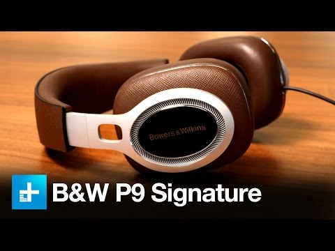 Bowers and Wilkins P9 Signature Headphones - Review