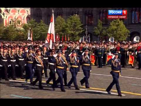 The Moscow Victory Parade of 2014.Парад Победы 9 мая 2014г.