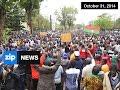 Burkina Faso Faces Political Crisis - Oct 31, 2014