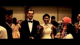 Damien & Lynn - A modern Singapore Wedding at Royal Plaza on Scotts Hotel