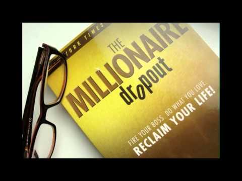 Millionaire Dropout Audio Book Free Sample Vince Stanzione