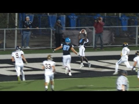 Highlights vs Mt. Lebanon: 2015 - Week 8