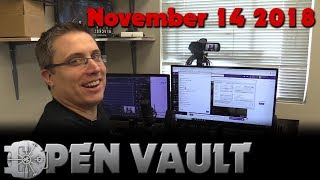 The Open Vault - November 14th 2018