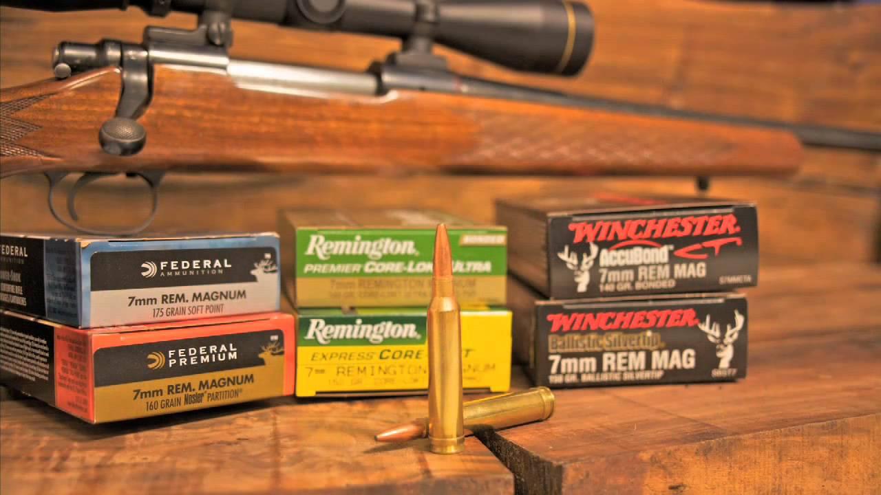 Cartridge Hall of Fame - 7mm Remington Magnum