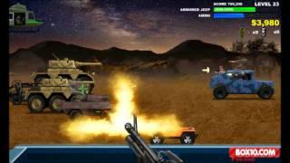 Random Tuesdays:: Warzone Getaway!