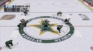 FOX NHL Championship 2000 (PS1)