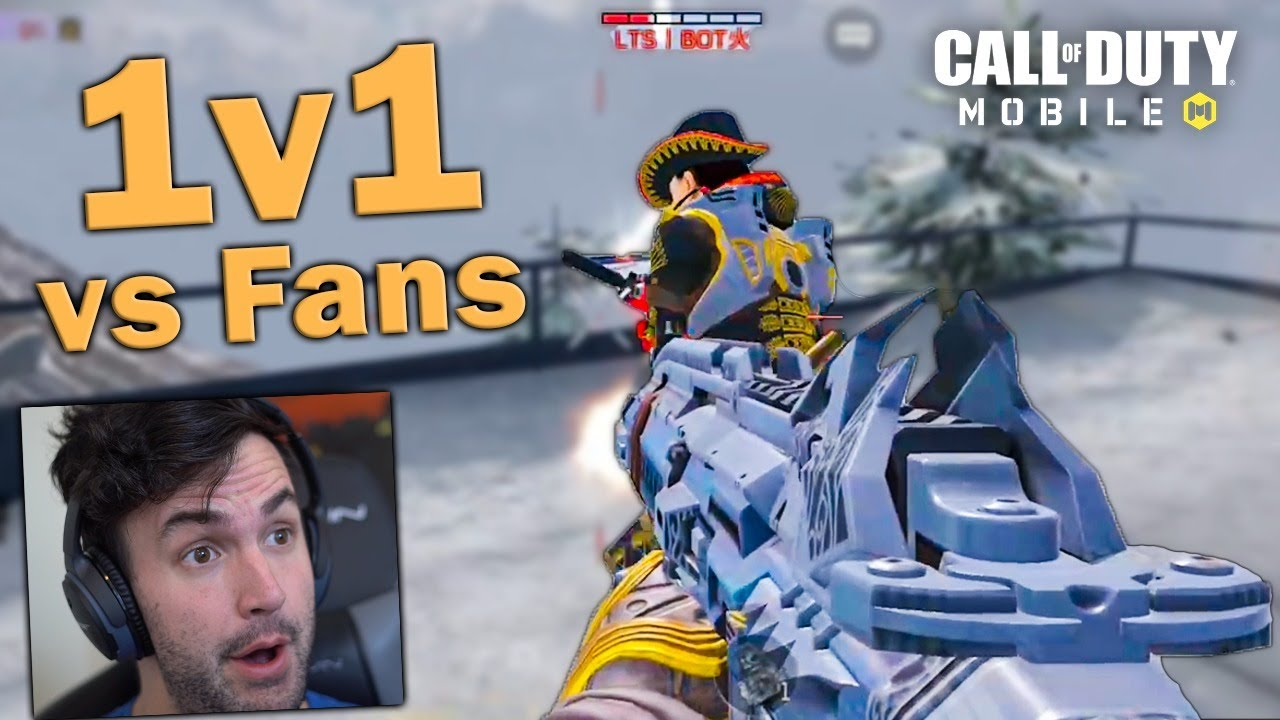 1V1 VS VIEWERS FOR CLAN TRYOUTS! COD Mobile !trovo #CODMobile_Partner