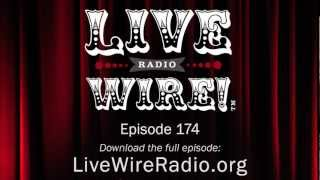 Elizabeth Weil Interview on Live Wire Radio [AUDIO CLIP]
