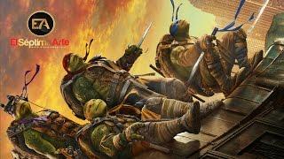 Ninja Turtles: Fuera de las sombras - Segundo tráiler en español (HD)