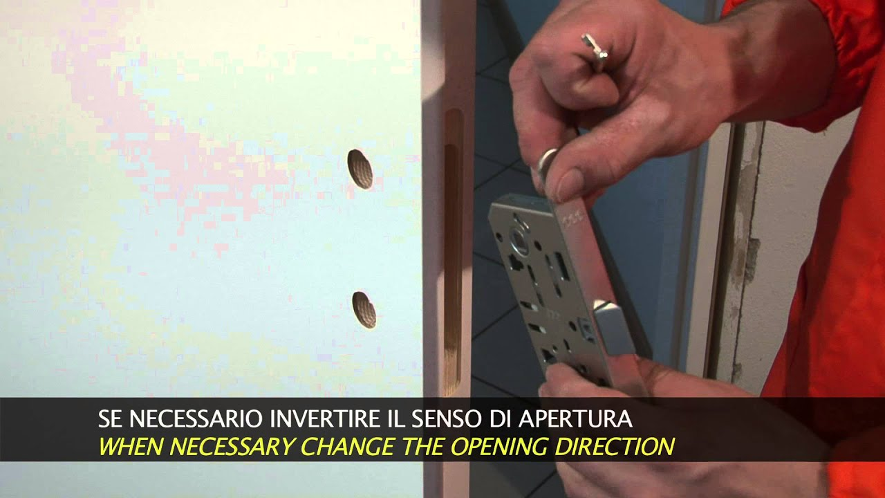 How To Assemble And Install A Typical European Interior Door