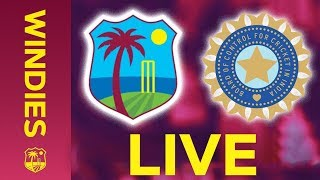 🔴LIVE West Indies A v India A 3rd ODI | India Tour Of West Indies