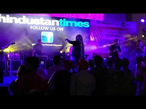 Nasya The Band live at Cyber Hub