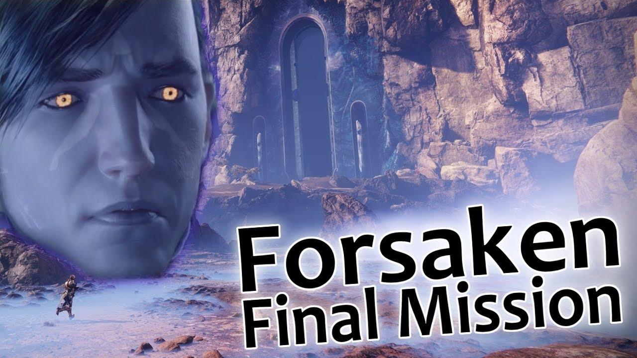 101ea60f1c7 Destiny 2 - Forsaken Campaign