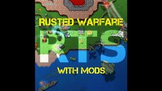Rusted Warfare RTS: Mods (New Units)