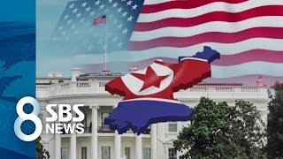 """미국 """"북한, 공격하면 종말 맞을 것""""…인권 문제도 압박 / SBS"""