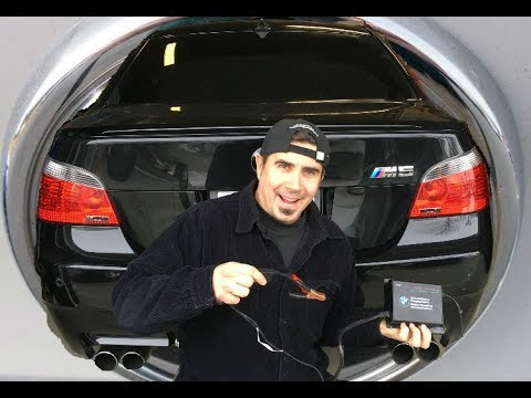 E60 M5 Dead Battery What I Did Next Youtube