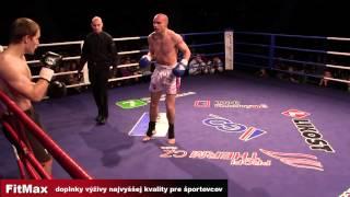 Night of WARRIORS 6   K1  75kg   Smolár SVK vs Procházka CZE