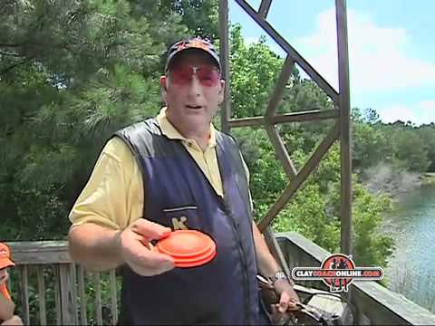 How to Shoot Sporting Clays: Dropping Targets