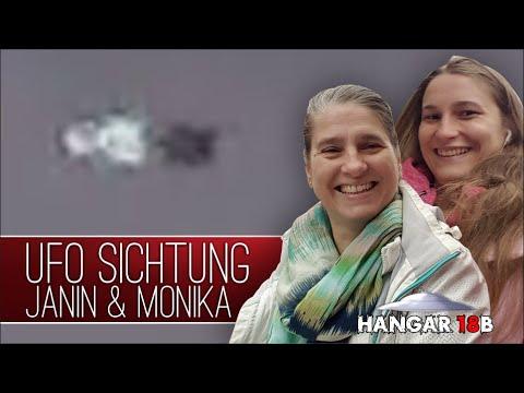 UFO Sichtung   Janin und Monika (Leverkusen, Deutschland)