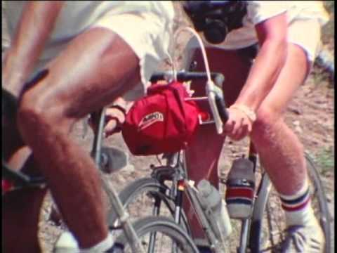 Great America Bicycle Tour 1975
