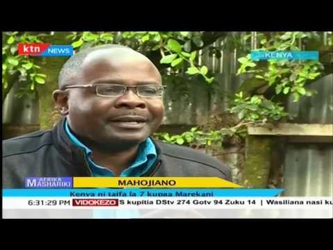 Kenya ni taifa la 7 Afrika kupaa Marekani