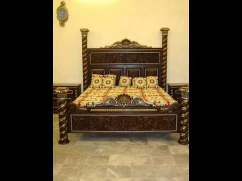 Delicieux Bed #4 Furniture Chiniot | Furniture Hub |