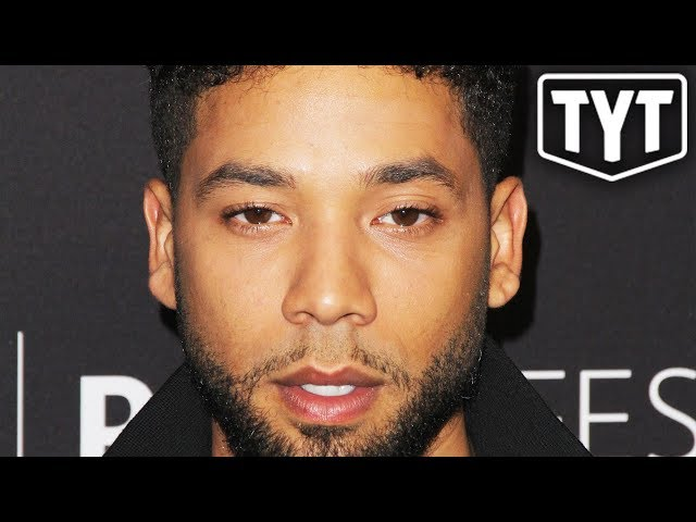 Jussie Smollett ARRESTED