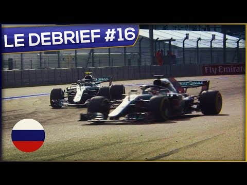 le d brief du grand prix de russie f1 youtube. Black Bedroom Furniture Sets. Home Design Ideas